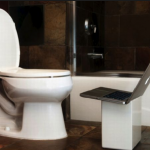 De overeenkomst tussen een badkamer en een website